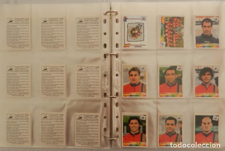 Álbum de fútbol completo: COLECCION COMPLETA PANINI MUNDIAL FRANCIA 1998 ALBUM VACIO + CROMOS WORLD CUP FULL SET WC FRANCE 98 - Foto 3 - 61485323