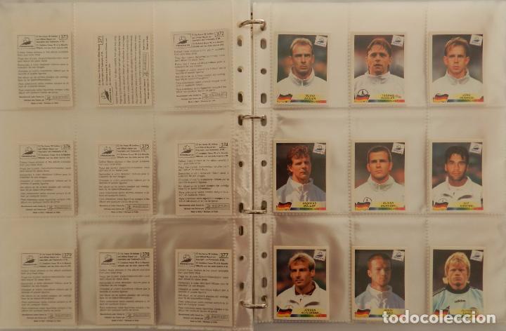 Álbum de fútbol completo: COLECCION COMPLETA PANINI MUNDIAL FRANCIA 1998 ALBUM VACIO + CROMOS WORLD CUP FULL SET WC FRANCE 98 - Foto 5 - 61485323