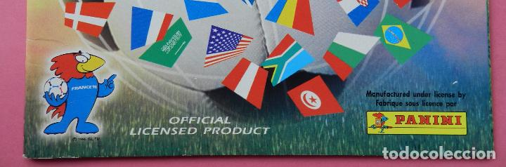 Álbum de fútbol completo: COLECCION COMPLETA PANINI MUNDIAL FRANCIA 1998 ALBUM VACIO + CROMOS WORLD CUP FULL SET WC FRANCE 98 - Foto 10 - 61485323