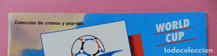 Álbum de fútbol completo: COLECCION COMPLETA PANINI MUNDIAL FRANCIA 1998 ALBUM VACIO + CROMOS WORLD CUP FULL SET WC FRANCE 98 - Foto 11 - 61485323