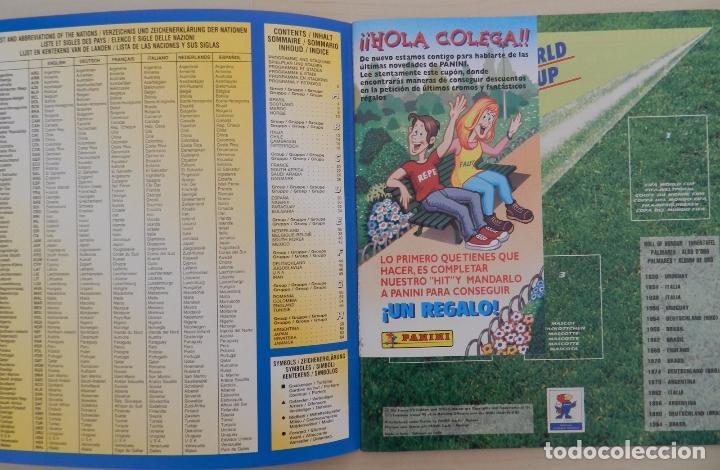 Álbum de fútbol completo: COLECCION COMPLETA PANINI MUNDIAL FRANCIA 1998 ALBUM VACIO + CROMOS WORLD CUP FULL SET WC FRANCE 98 - Foto 15 - 61485323