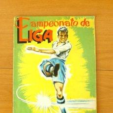 Álbum de fútbol completo: CAMPEONATO DE LIGA 1961-1962, 61-62 - EDITORIAL FHER - COMPLETO. Lote 61534584