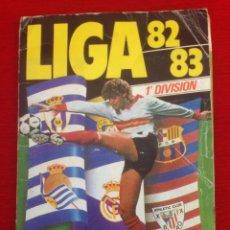 Álbum de fútbol completo: RP ALBUM LIGA ESTE 82 83 1982 1983 COMPLETO CON 390 CROMOS MUCHOS DOBLES COLOCAS Y FICHAJES. Lote 62377948