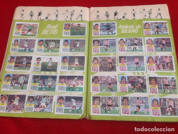 Álbum de fútbol completo: RP ALBUM LIGA ESTE 82 83 1982 1983 COMPLETO CON 390 CROMOS MUCHOS DOBLES COLOCAS Y FICHAJES - Foto 3 - 62377948