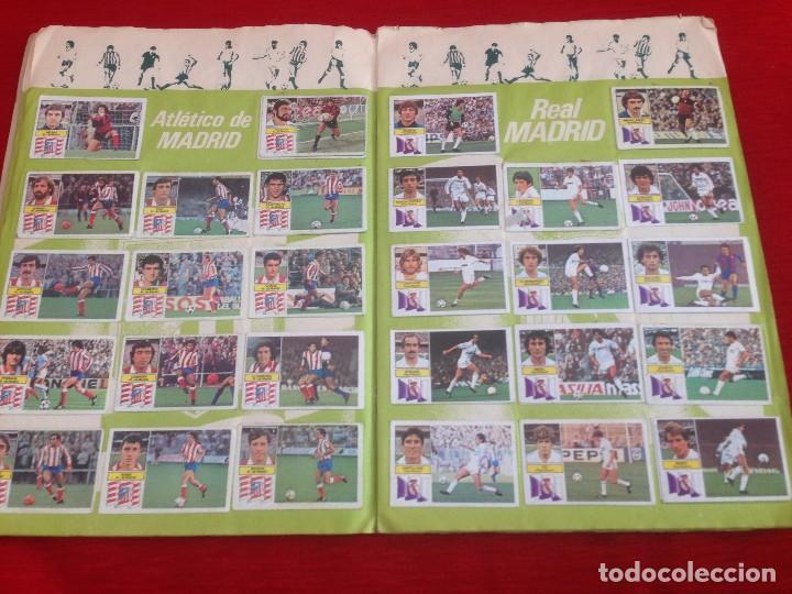 Álbum de fútbol completo: RP ALBUM LIGA ESTE 82 83 1982 1983 COMPLETO CON 390 CROMOS MUCHOS DOBLES COLOCAS Y FICHAJES - Foto 6 - 62377948