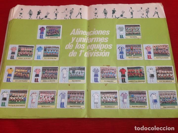 Álbum de fútbol completo: RP ALBUM LIGA ESTE 82 83 1982 1983 COMPLETO CON 390 CROMOS MUCHOS DOBLES COLOCAS Y FICHAJES - Foto 8 - 62377948