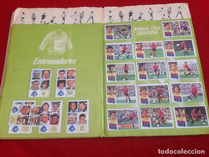 Álbum de fútbol completo: RP ALBUM LIGA ESTE 82 83 1982 1983 COMPLETO CON 390 CROMOS MUCHOS DOBLES COLOCAS Y FICHAJES - Foto 9 - 62377948