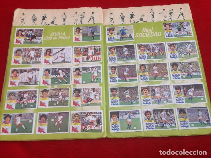 Álbum de fútbol completo: RP ALBUM LIGA ESTE 82 83 1982 1983 COMPLETO CON 390 CROMOS MUCHOS DOBLES COLOCAS Y FICHAJES - Foto 11 - 62377948