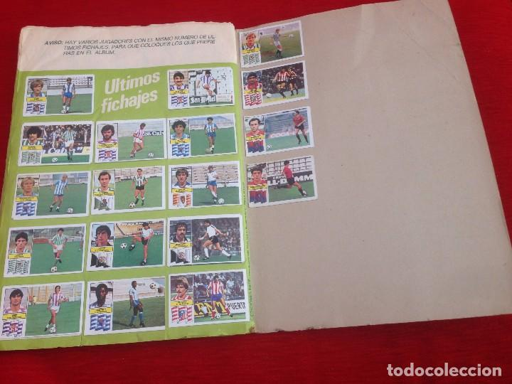 Álbum de fútbol completo: RP ALBUM LIGA ESTE 82 83 1982 1983 COMPLETO CON 390 CROMOS MUCHOS DOBLES COLOCAS Y FICHAJES - Foto 14 - 62377948