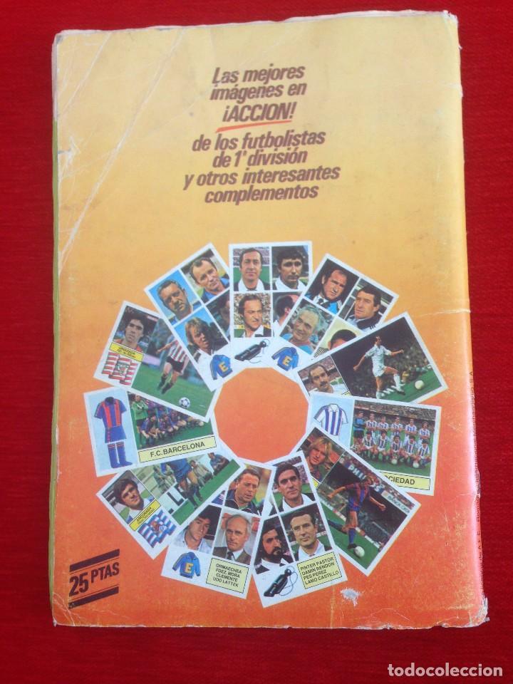 Álbum de fútbol completo: RP ALBUM LIGA ESTE 82 83 1982 1983 COMPLETO CON 390 CROMOS MUCHOS DOBLES COLOCAS Y FICHAJES - Foto 15 - 62377948