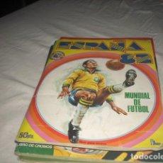 Álbum de fútbol completo: ALBUM DE ESPAÑA 82 DE FHER COMPLETO Y NUEVISIMO. Lote 63255968