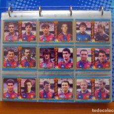 Álbum de fútbol completo: FÚTBOL TOTAL MUNDICROMO - LIGA 94-95, 1994-1995 - COMPLETA, 302 CROMOS, MAS 4 COMODINES. Lote 64199091