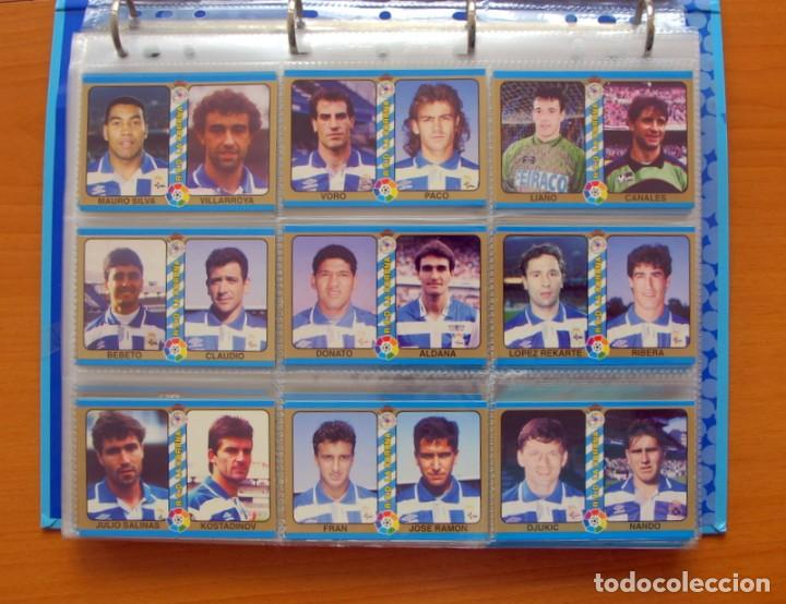 Álbum de fútbol completo: Fútbol Total Mundicromo - Liga 94-95, 1994-1995 - Completa, 302 cromos, mas 4 comodines - Foto 3 - 64199091
