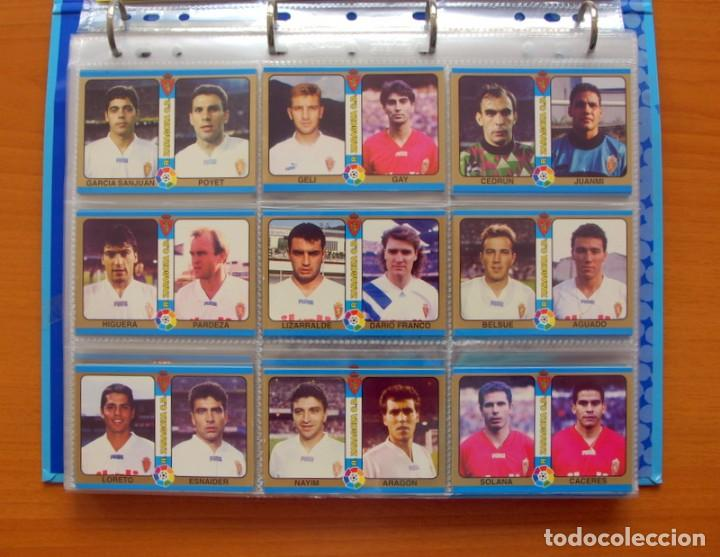 Álbum de fútbol completo: Fútbol Total Mundicromo - Liga 94-95, 1994-1995 - Completa, 302 cromos, mas 4 comodines - Foto 5 - 64199091
