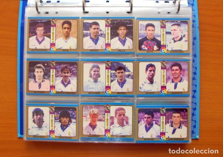 Álbum de fútbol completo: Fútbol Total Mundicromo - Liga 94-95, 1994-1995 - Completa, 302 cromos, mas 4 comodines - Foto 7 - 64199091
