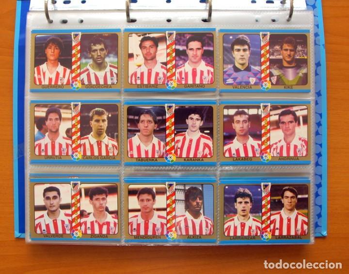 Álbum de fútbol completo: Fútbol Total Mundicromo - Liga 94-95, 1994-1995 - Completa, 302 cromos, mas 4 comodines - Foto 9 - 64199091