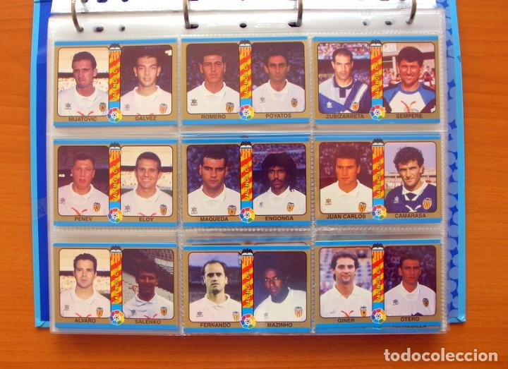 Álbum de fútbol completo: Fútbol Total Mundicromo - Liga 94-95, 1994-1995 - Completa, 302 cromos, mas 4 comodines - Foto 13 - 64199091