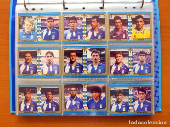 Álbum de fútbol completo: Fútbol Total Mundicromo - Liga 94-95, 1994-1995 - Completa, 302 cromos, mas 4 comodines - Foto 17 - 64199091