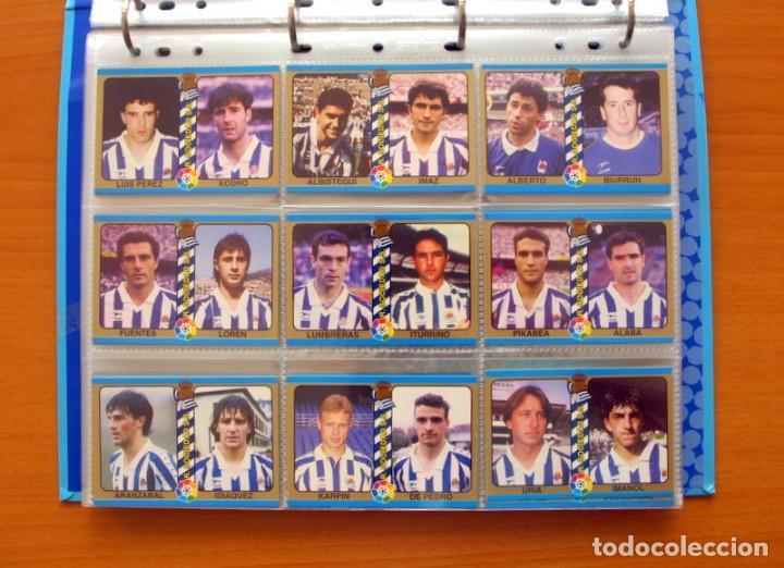 Álbum de fútbol completo: Fútbol Total Mundicromo - Liga 94-95, 1994-1995 - Completa, 302 cromos, mas 4 comodines - Foto 21 - 64199091