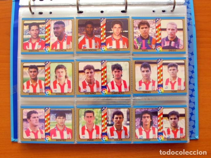 Álbum de fútbol completo: Fútbol Total Mundicromo - Liga 94-95, 1994-1995 - Completa, 302 cromos, mas 4 comodines - Foto 23 - 64199091