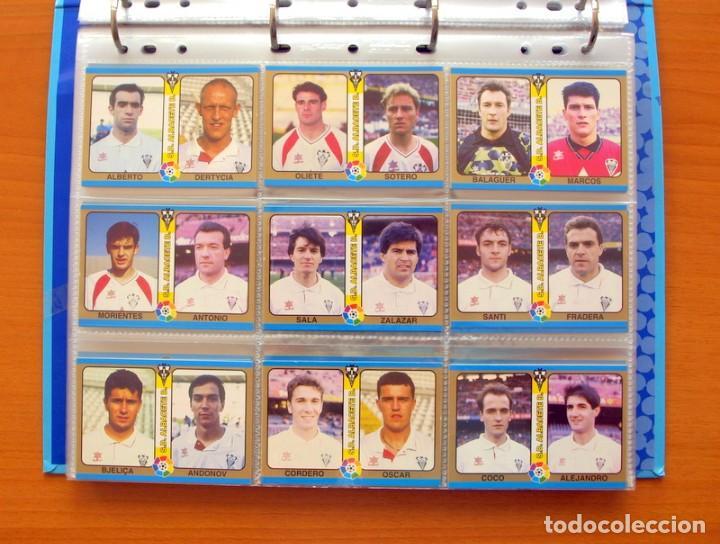 Álbum de fútbol completo: Fútbol Total Mundicromo - Liga 94-95, 1994-1995 - Completa, 302 cromos, mas 4 comodines - Foto 25 - 64199091