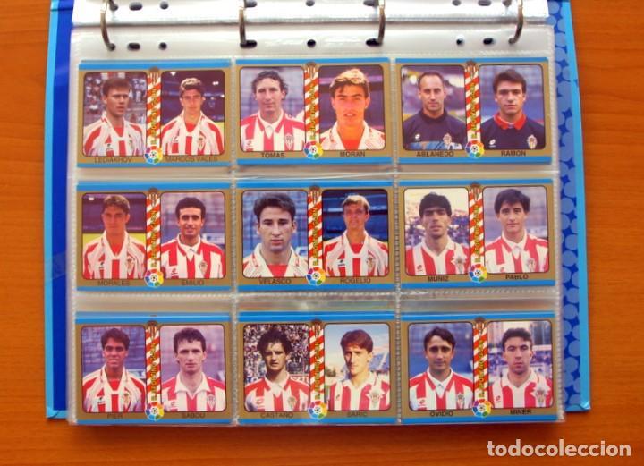 Álbum de fútbol completo: Fútbol Total Mundicromo - Liga 94-95, 1994-1995 - Completa, 302 cromos, mas 4 comodines - Foto 27 - 64199091