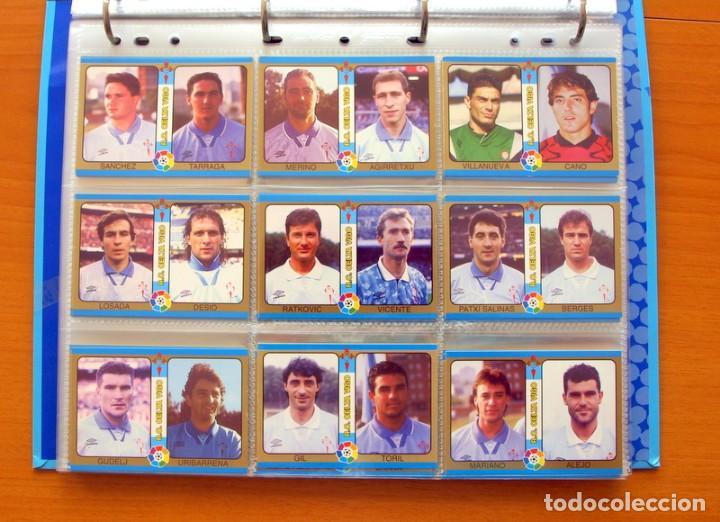 Álbum de fútbol completo: Fútbol Total Mundicromo - Liga 94-95, 1994-1995 - Completa, 302 cromos, mas 4 comodines - Foto 29 - 64199091