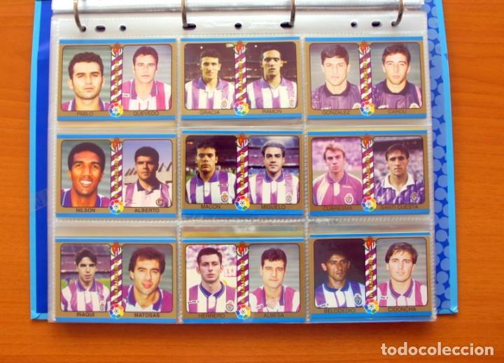 Álbum de fútbol completo: Fútbol Total Mundicromo - Liga 94-95, 1994-1995 - Completa, 302 cromos, mas 4 comodines - Foto 33 - 64199091