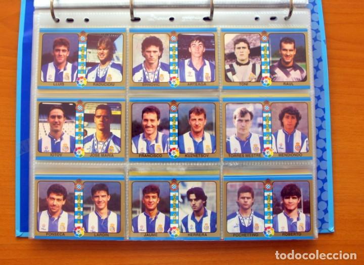 Álbum de fútbol completo: Fútbol Total Mundicromo - Liga 94-95, 1994-1995 - Completa, 302 cromos, mas 4 comodines - Foto 35 - 64199091