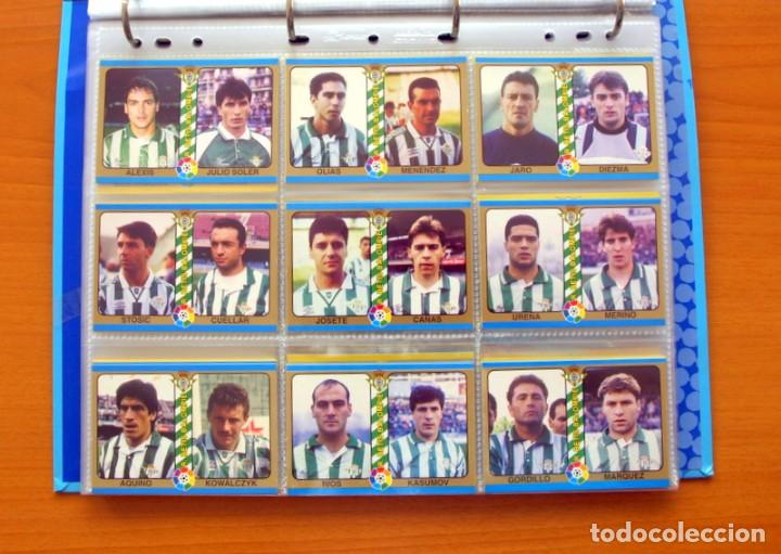 Álbum de fútbol completo: Fútbol Total Mundicromo - Liga 94-95, 1994-1995 - Completa, 302 cromos, mas 4 comodines - Foto 37 - 64199091
