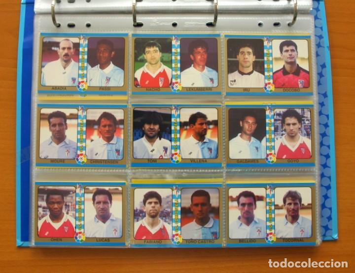 Álbum de fútbol completo: Fútbol Total Mundicromo - Liga 94-95, 1994-1995 - Completa, 302 cromos, mas 4 comodines - Foto 39 - 64199091