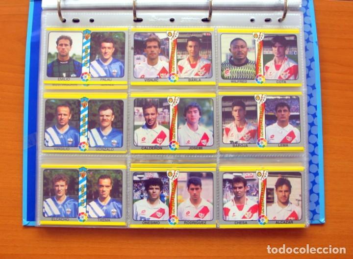 Álbum de fútbol completo: Fútbol Total Mundicromo - Liga 94-95, 1994-1995 - Completa, 302 cromos, mas 4 comodines - Foto 41 - 64199091
