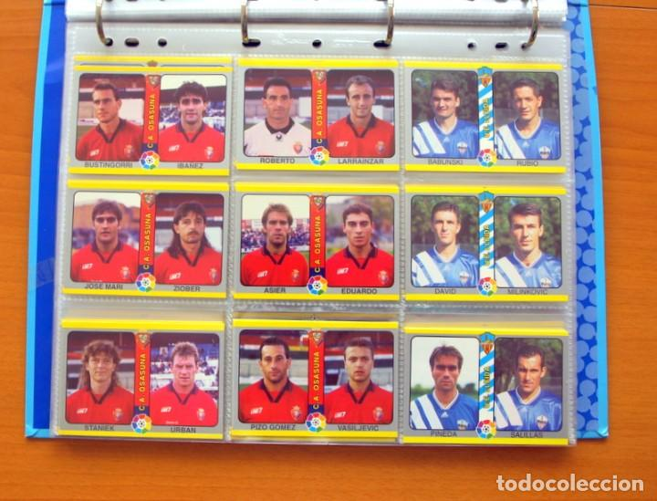 Álbum de fútbol completo: Fútbol Total Mundicromo - Liga 94-95, 1994-1995 - Completa, 302 cromos, mas 4 comodines - Foto 43 - 64199091