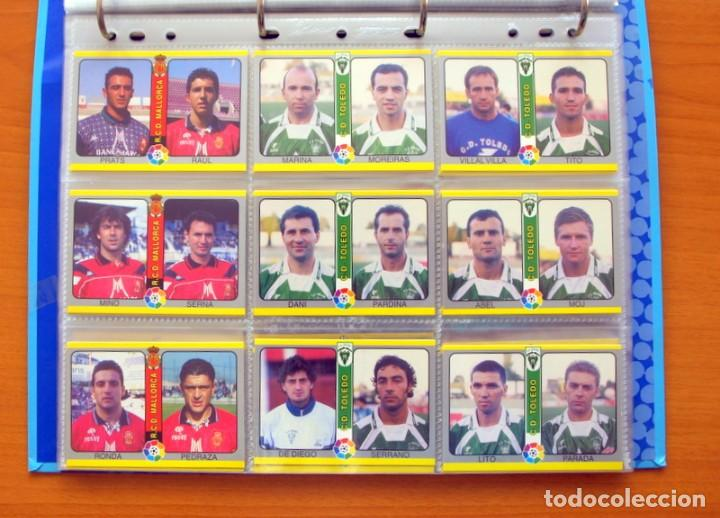 Álbum de fútbol completo: Fútbol Total Mundicromo - Liga 94-95, 1994-1995 - Completa, 302 cromos, mas 4 comodines - Foto 45 - 64199091