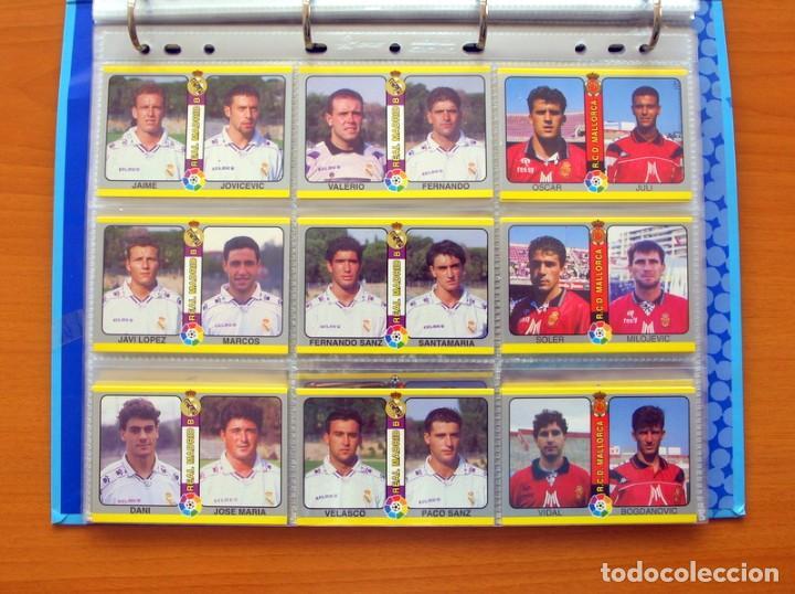Álbum de fútbol completo: Fútbol Total Mundicromo - Liga 94-95, 1994-1995 - Completa, 302 cromos, mas 4 comodines - Foto 47 - 64199091