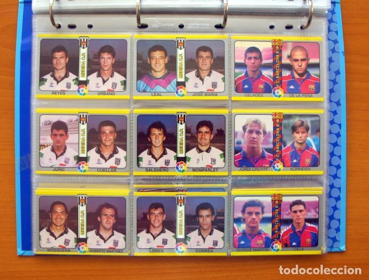 Álbum de fútbol completo: Fútbol Total Mundicromo - Liga 94-95, 1994-1995 - Completa, 302 cromos, mas 4 comodines - Foto 51 - 64199091
