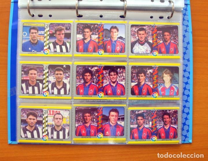 Álbum de fútbol completo: Fútbol Total Mundicromo - Liga 94-95, 1994-1995 - Completa, 302 cromos, mas 4 comodines - Foto 53 - 64199091