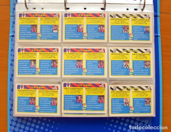 Álbum de fútbol completo: Fútbol Total Mundicromo - Liga 94-95, 1994-1995 - Completa, 302 cromos, mas 4 comodines - Foto 54 - 64199091
