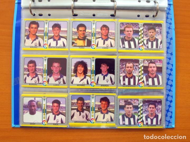 Álbum de fútbol completo: Fútbol Total Mundicromo - Liga 94-95, 1994-1995 - Completa, 302 cromos, mas 4 comodines - Foto 55 - 64199091