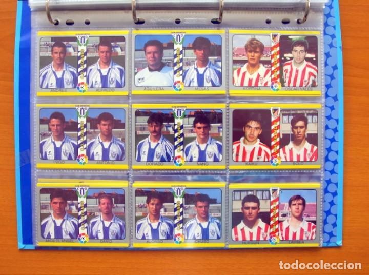 Álbum de fútbol completo: Fútbol Total Mundicromo - Liga 94-95, 1994-1995 - Completa, 302 cromos, mas 4 comodines - Foto 59 - 64199091