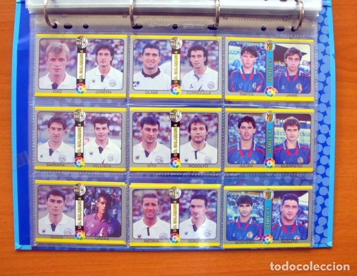 Álbum de fútbol completo: Fútbol Total Mundicromo - Liga 94-95, 1994-1995 - Completa, 302 cromos, mas 4 comodines - Foto 63 - 64199091