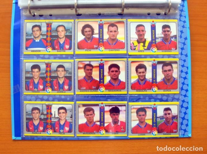 Álbum de fútbol completo: Fútbol Total Mundicromo - Liga 94-95, 1994-1995 - Completa, 302 cromos, mas 4 comodines - Foto 65 - 64199091