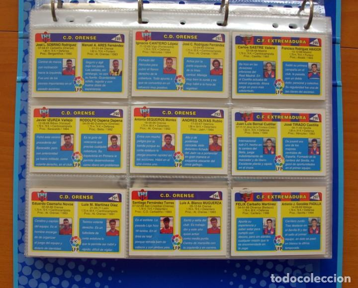 Álbum de fútbol completo: Fútbol Total Mundicromo - Liga 94-95, 1994-1995 - Completa, 302 cromos, mas 4 comodines - Foto 66 - 64199091