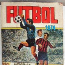 Álbum de fútbol completo: ALBUM FUTBOL , LIGA 1974 , RUIZ ROMERO , COMPLETO , VER FOTOS , ORIGINAL, K. Lote 64465395