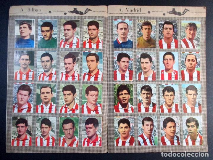 Álbum de fútbol completo: LIGA CAMPEONATO DE LIGA 1966 - 1967 , 66 67 , ALBUM DE CROMOS COMPLETO , FHER , DISGRA - Foto 3 - 65247807