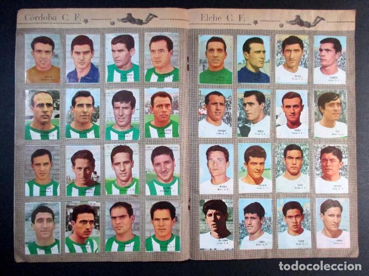 Álbum de fútbol completo: LIGA CAMPEONATO DE LIGA 1966 - 1967 , 66 67 , ALBUM DE CROMOS COMPLETO , FHER , DISGRA - Foto 6 - 65247807