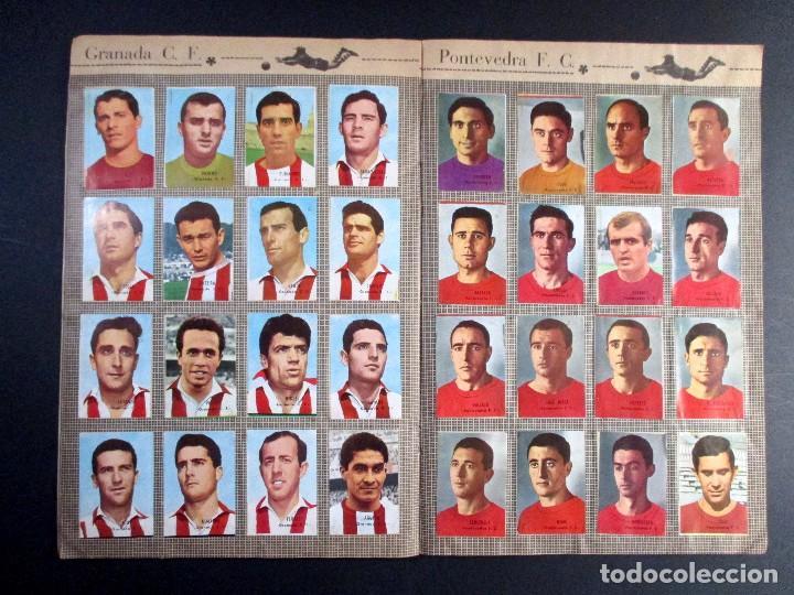 Álbum de fútbol completo: LIGA CAMPEONATO DE LIGA 1966 - 1967 , 66 67 , ALBUM DE CROMOS COMPLETO , FHER , DISGRA - Foto 7 - 65247807