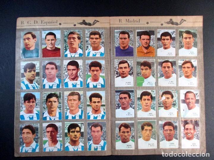 Álbum de fútbol completo: LIGA CAMPEONATO DE LIGA 1966 - 1967 , 66 67 , ALBUM DE CROMOS COMPLETO , FHER , DISGRA - Foto 8 - 65247807