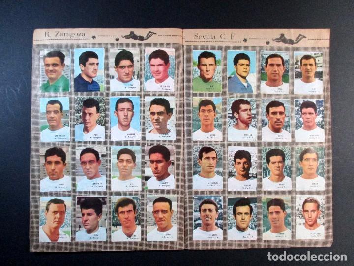 Álbum de fútbol completo: LIGA CAMPEONATO DE LIGA 1966 - 1967 , 66 67 , ALBUM DE CROMOS COMPLETO , FHER , DISGRA - Foto 9 - 65247807