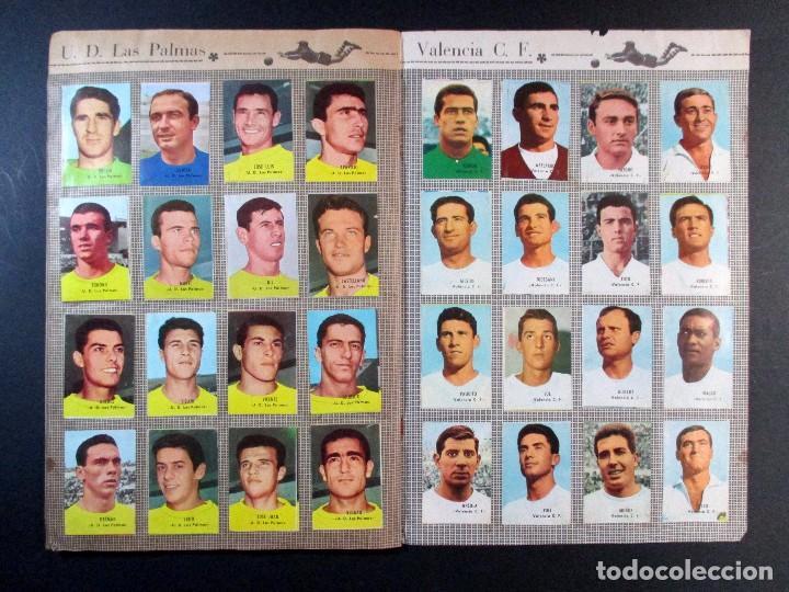 Álbum de fútbol completo: LIGA CAMPEONATO DE LIGA 1966 - 1967 , 66 67 , ALBUM DE CROMOS COMPLETO , FHER , DISGRA - Foto 10 - 65247807